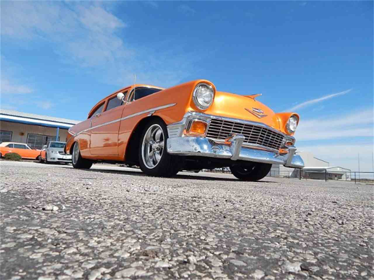 Large Picture of Classic 1956 Bel Air - $69,000.00 Offered by Lone Star Muscle Cars - MZG7