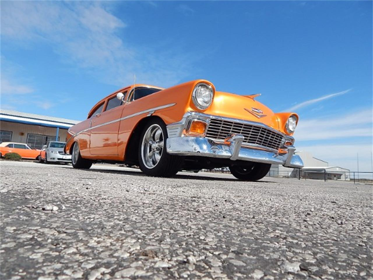 Large Picture of Classic '56 Bel Air located in Texas Offered by Lone Star Muscle Cars - MZG7