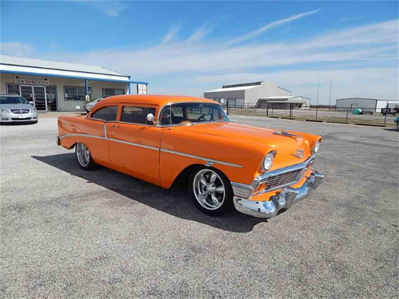 Large Picture of Classic 1956 Chevrolet Bel Air located in Wichita Falls Texas Offered by Lone Star Muscle Cars - MZG7