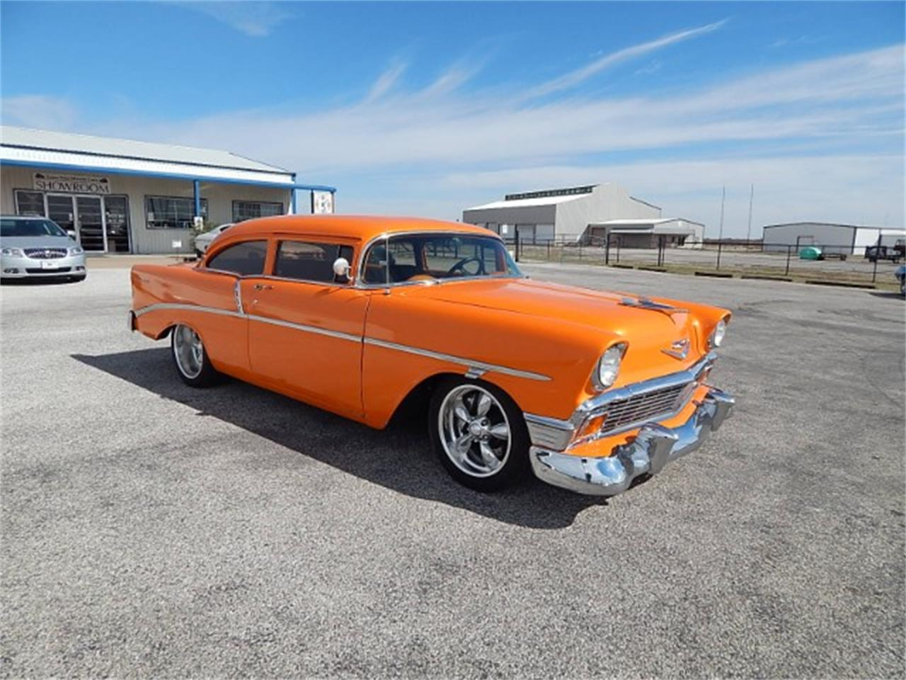 Large Picture of 1956 Bel Air Offered by Lone Star Muscle Cars - MZG7