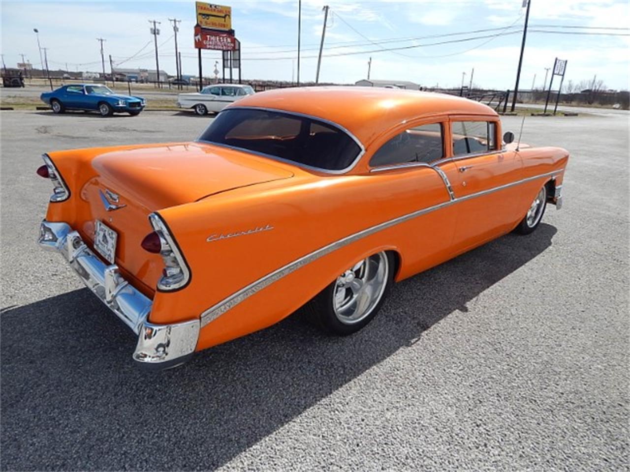 Large Picture of Classic 1956 Bel Air Offered by Lone Star Muscle Cars - MZG7