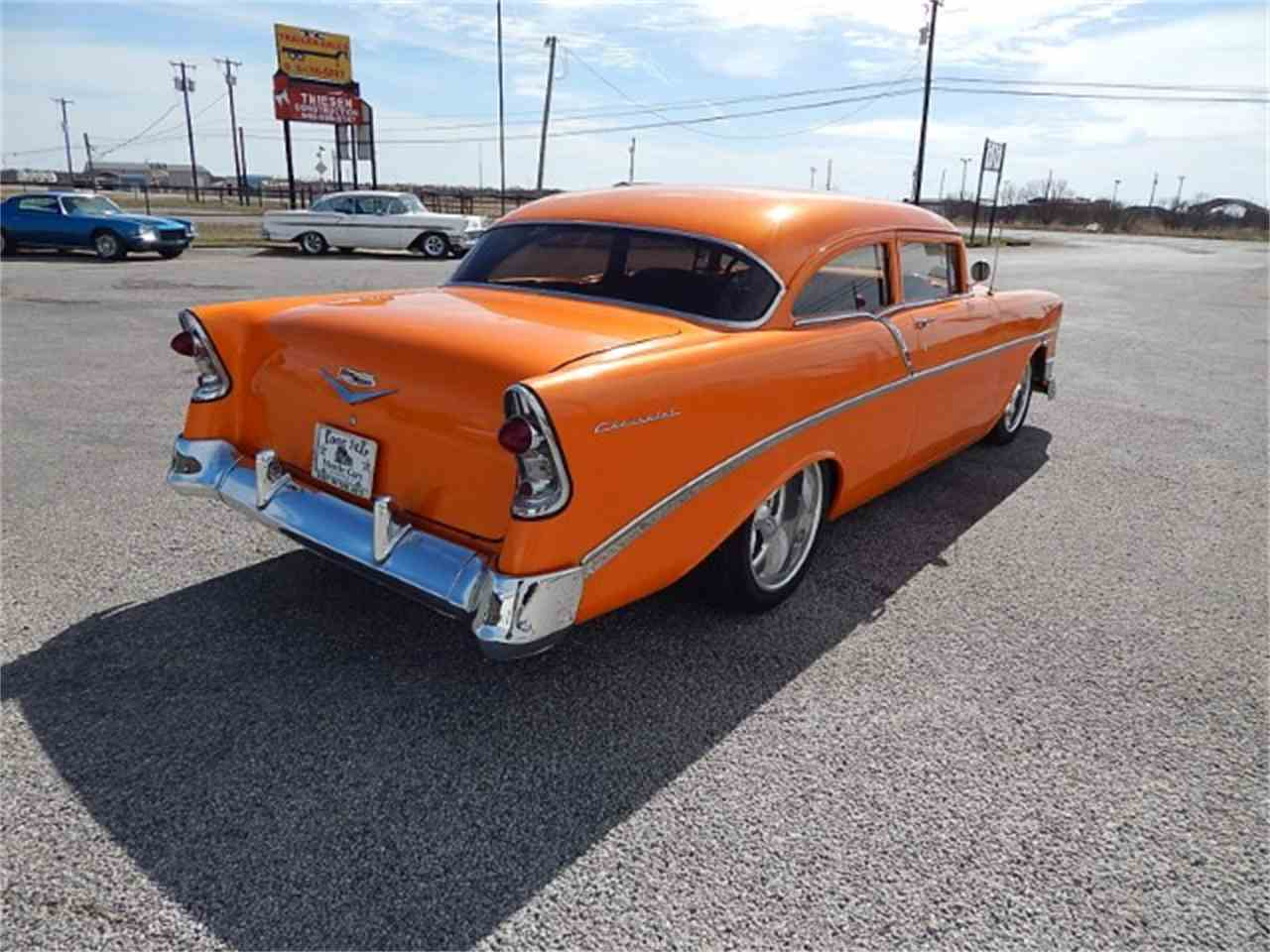 Large Picture of Classic 1956 Bel Air located in Texas - $69,000.00 Offered by Lone Star Muscle Cars - MZG7