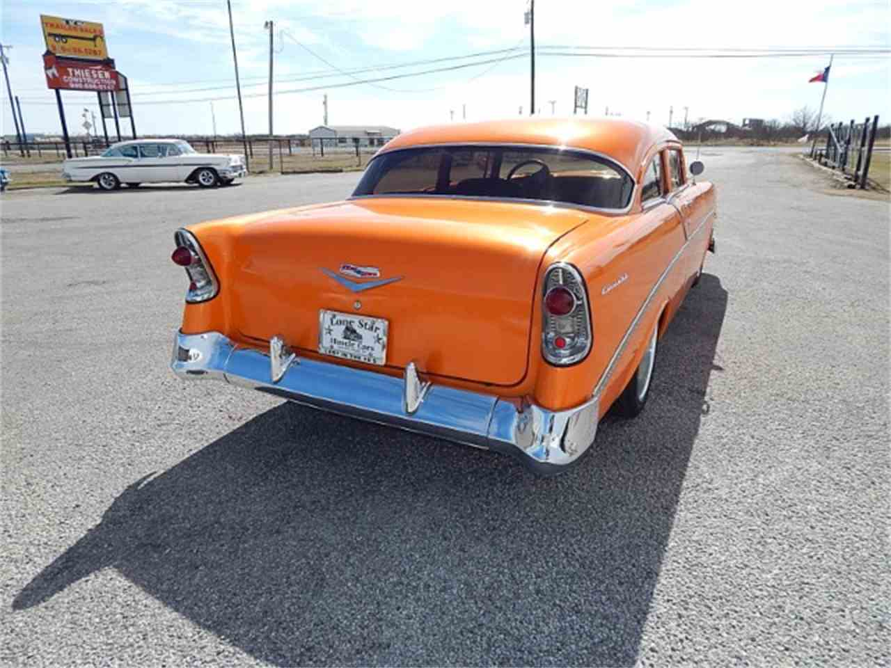 Large Picture of Classic 1956 Chevrolet Bel Air - $69,000.00 Offered by Lone Star Muscle Cars - MZG7