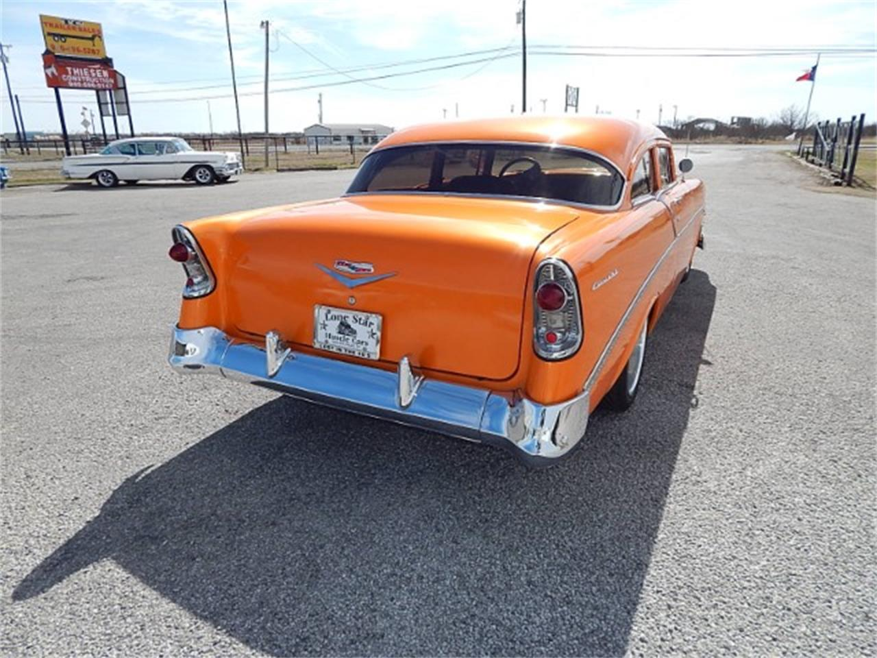 Large Picture of 1956 Bel Air located in Texas - $69,000.00 Offered by Lone Star Muscle Cars - MZG7