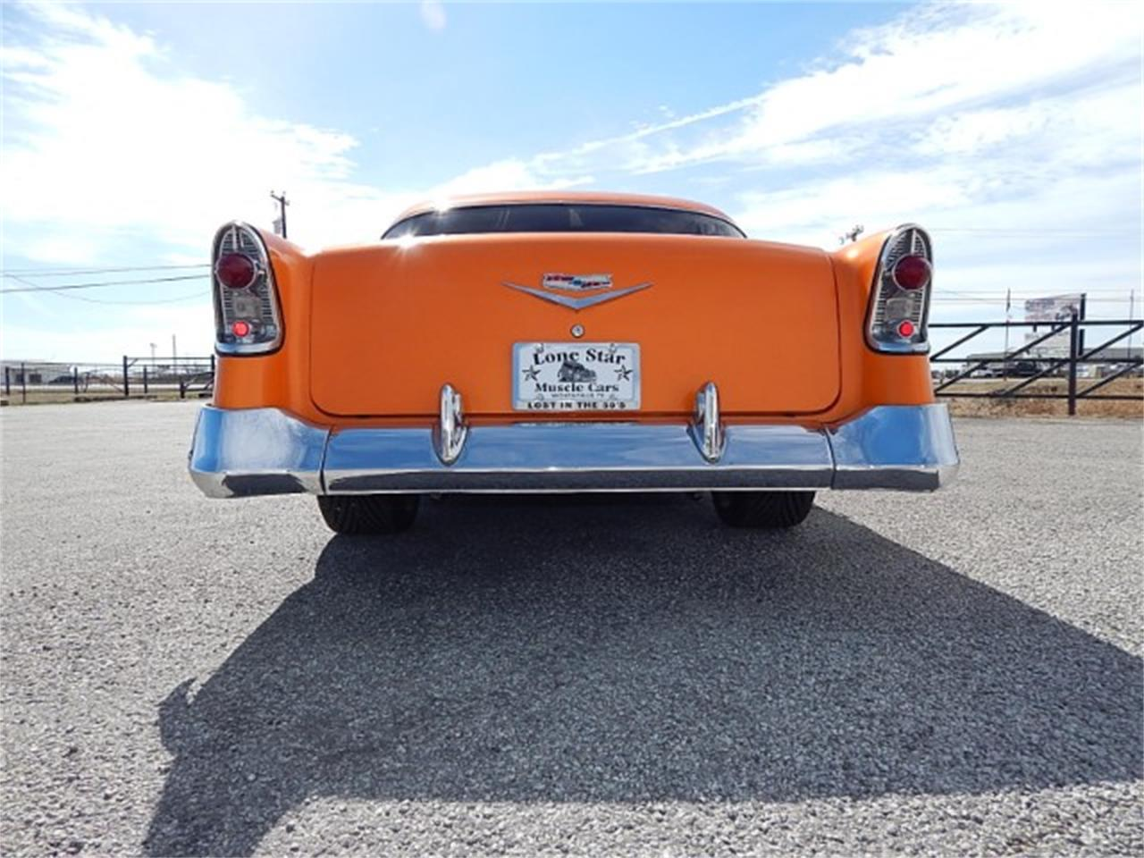 Large Picture of Classic '56 Bel Air Offered by Lone Star Muscle Cars - MZG7