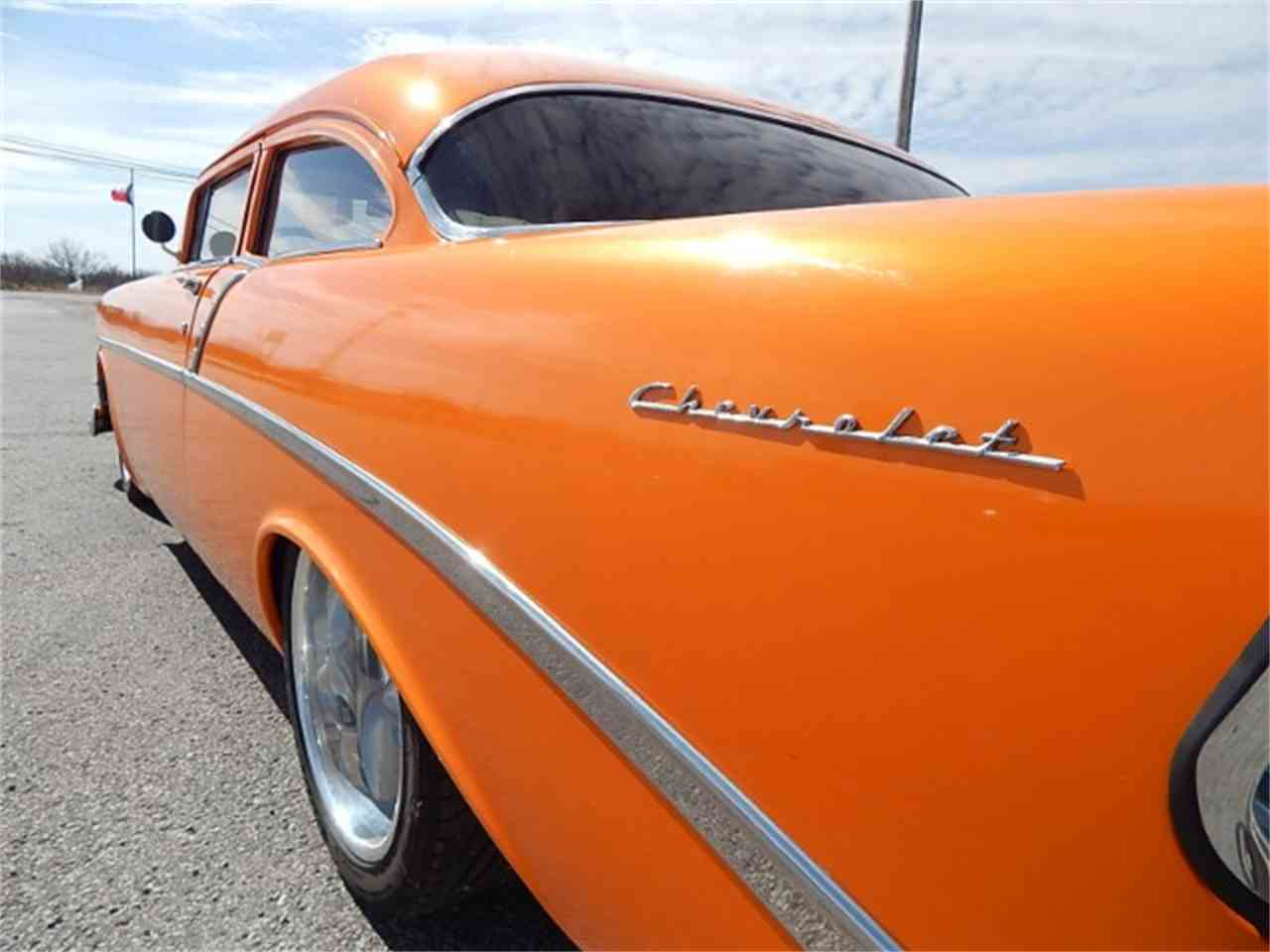 Large Picture of '56 Chevrolet Bel Air located in Wichita Falls Texas - MZG7