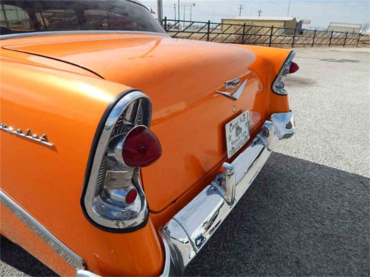 Large Picture of Classic '56 Chevrolet Bel Air located in Wichita Falls Texas Offered by Lone Star Muscle Cars - MZG7