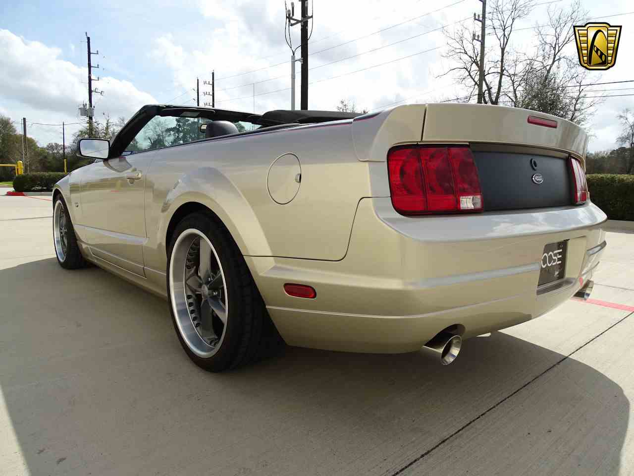 Large Picture of 2008 Mustang Offered by Gateway Classic Cars - Houston - MZGA