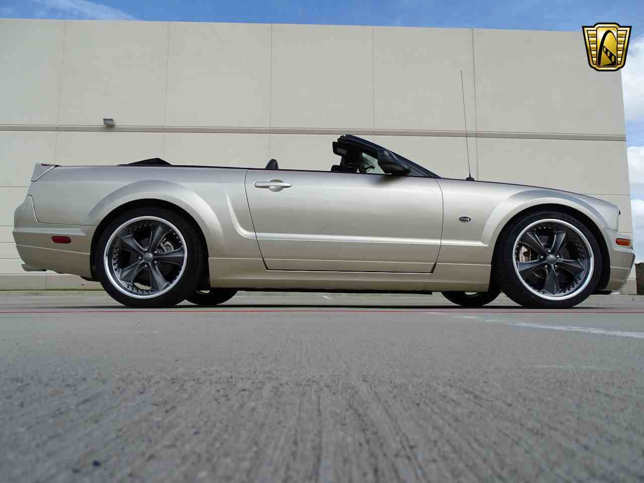 Large Picture of '08 Ford Mustang located in Houston Texas Offered by Gateway Classic Cars - Houston - MZGA