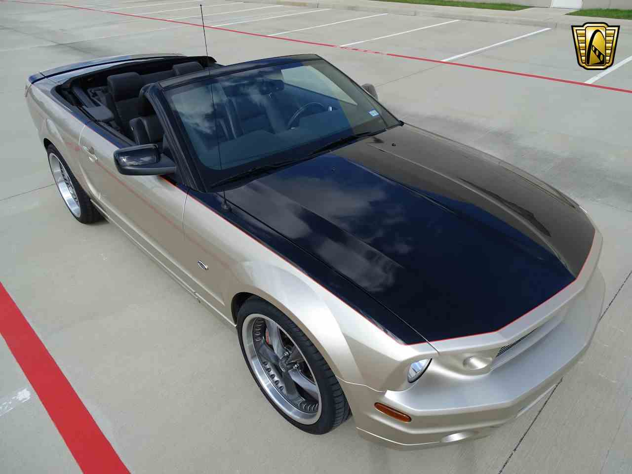 Large Picture of 2008 Mustang - MZGA