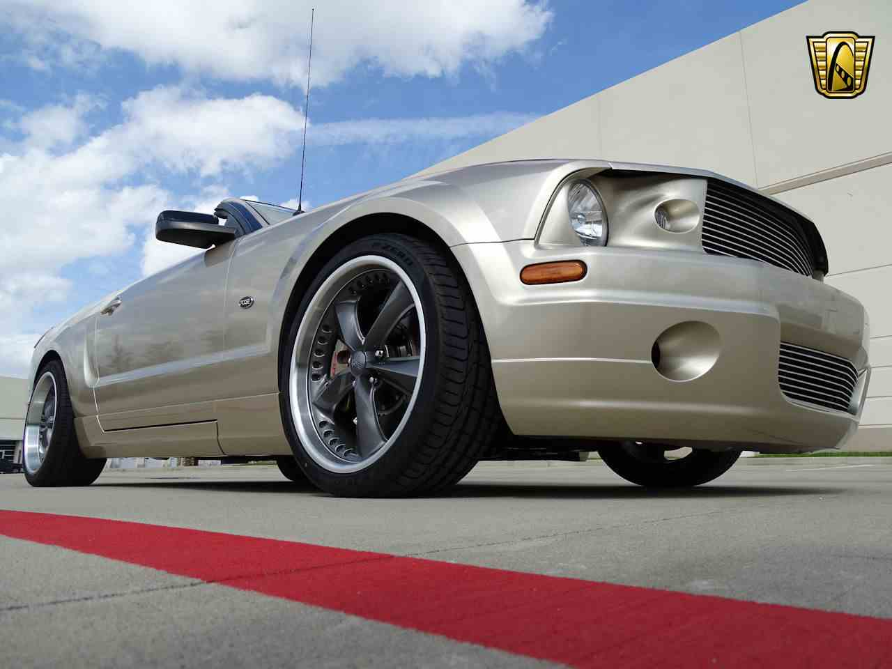 Large Picture of 2008 Ford Mustang located in Texas - $39,995.00 Offered by Gateway Classic Cars - Houston - MZGA