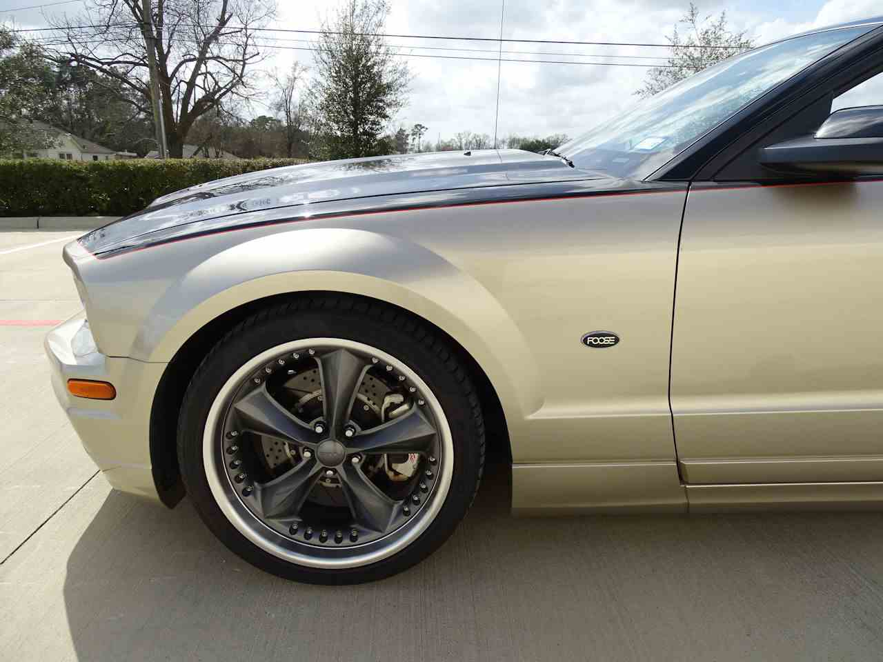 Large Picture of '08 Mustang located in Houston Texas - MZGA