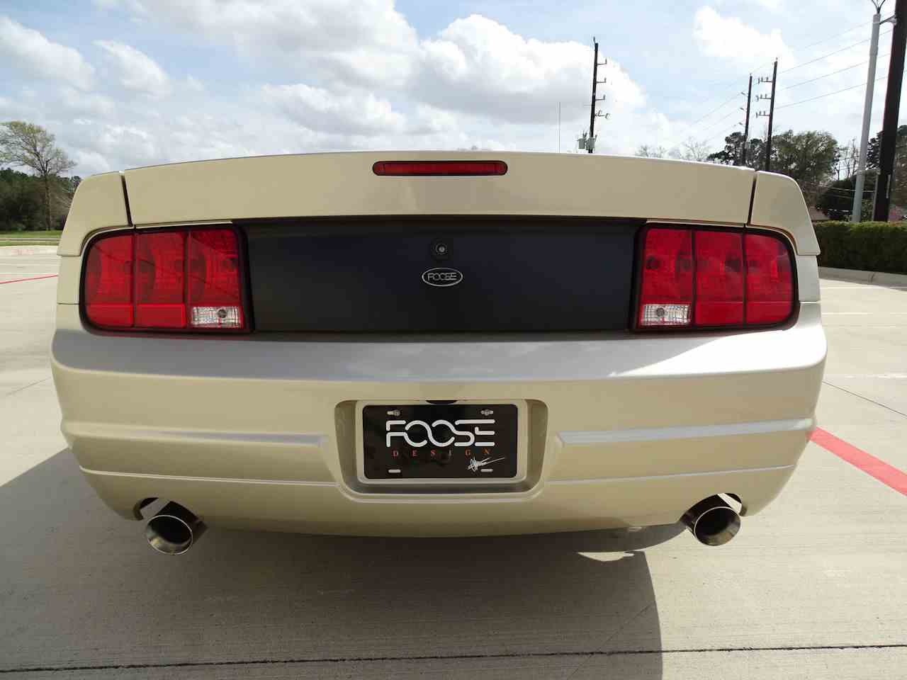 Large Picture of 2008 Mustang located in Houston Texas - MZGA