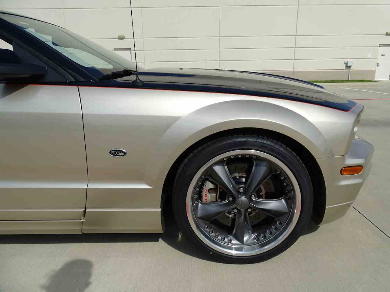 Large Picture of 2008 Ford Mustang - MZGA