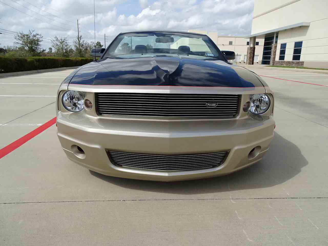 Large Picture of '08 Ford Mustang located in Texas - MZGA