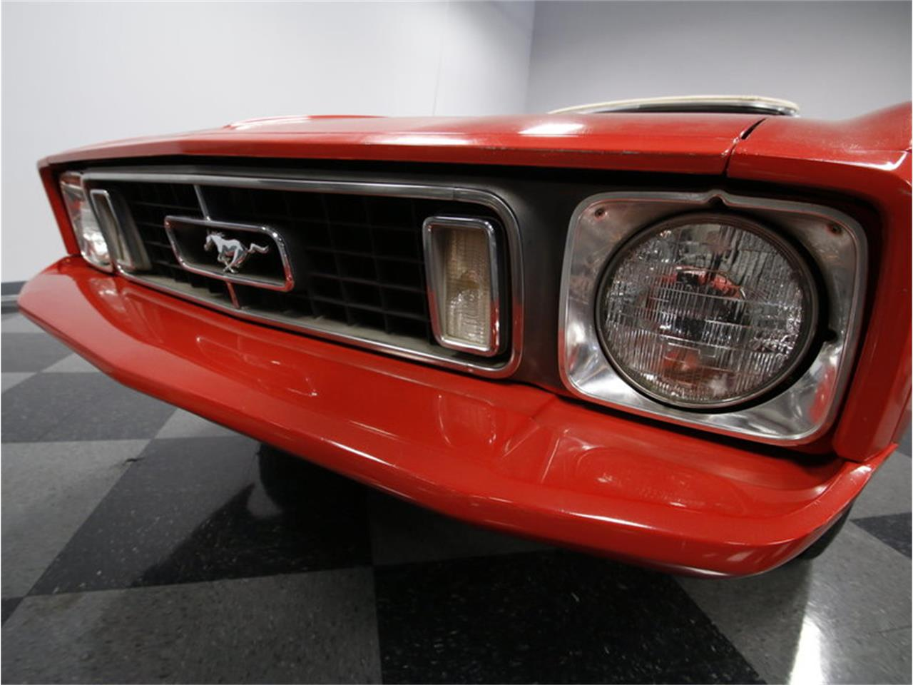 Large Picture of 1973 Mustang located in North Carolina Offered by Streetside Classics - Charlotte - MZGC