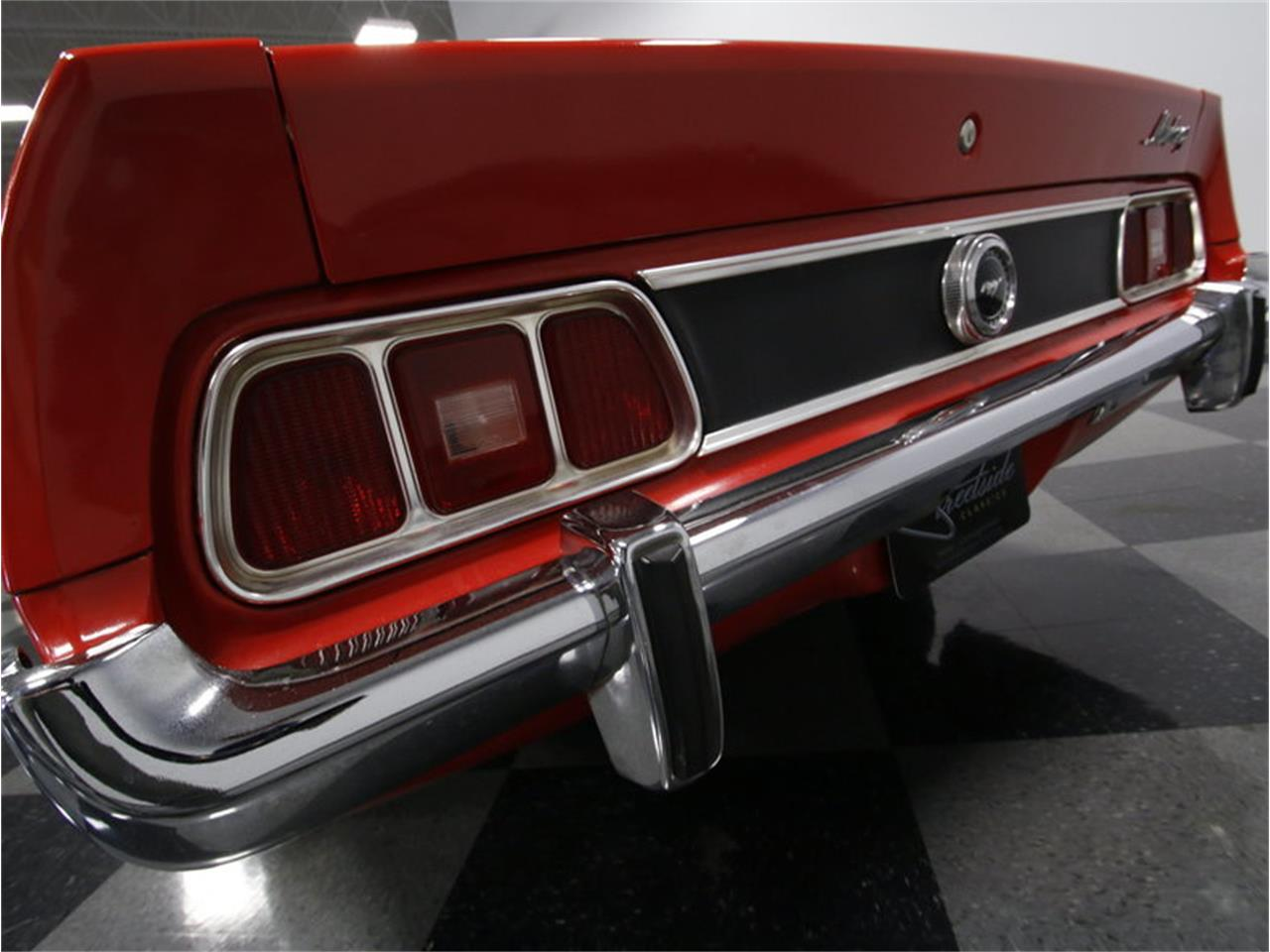 Large Picture of 1973 Ford Mustang located in Concord North Carolina - $23,995.00 Offered by Streetside Classics - Charlotte - MZGC