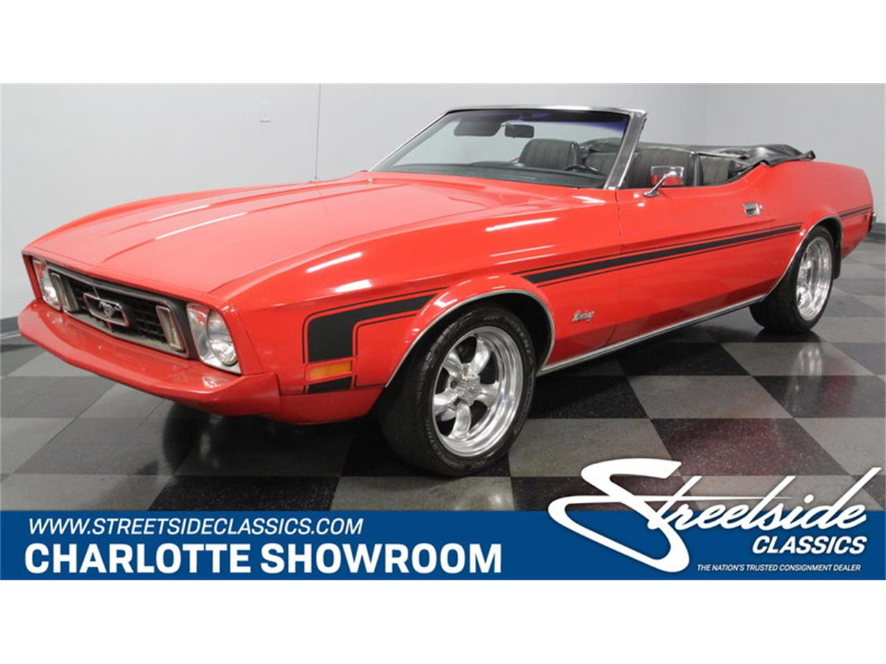 Large Picture of Classic '73 Mustang located in Concord North Carolina - $23,995.00 Offered by Streetside Classics - Charlotte - MZGC