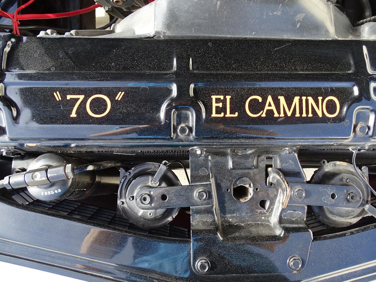 Large Picture of '70 El Camino - MZGK