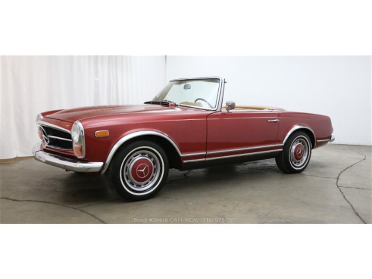 Large Picture of '67 230SL - MZGO
