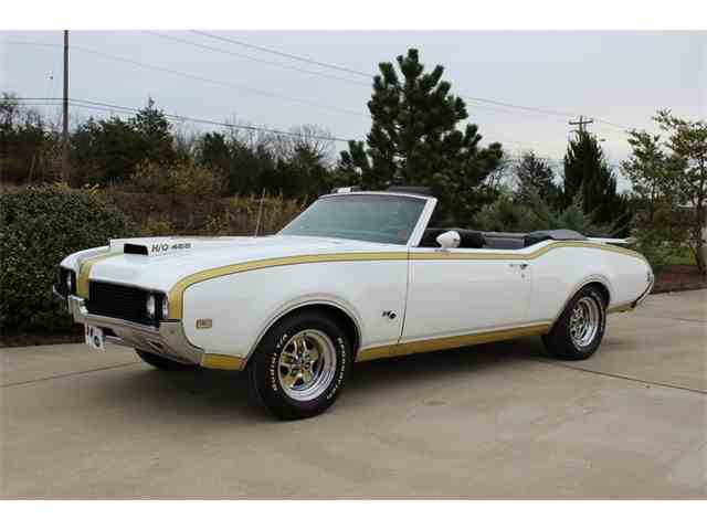Picture of '69 Hurst/Olds Convertible Tribute - MZGV