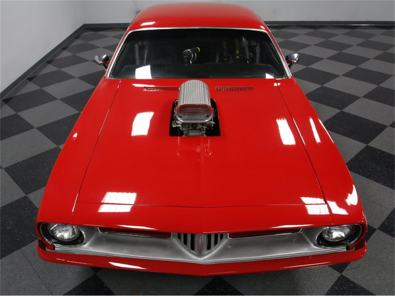 Large Picture of '73 Plymouth Cuda - MZGY