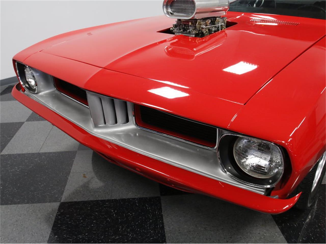 Large Picture of 1973 Plymouth Cuda located in Concord North Carolina - $33,995.00 Offered by Streetside Classics - Charlotte - MZGY
