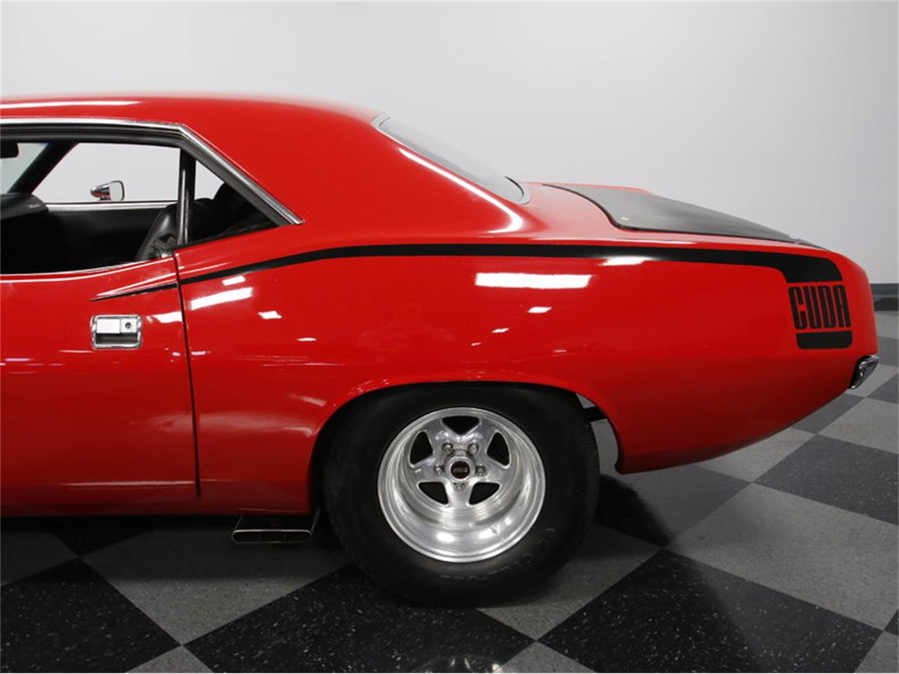 Large Picture of 1973 Plymouth Cuda located in North Carolina Offered by Streetside Classics - Charlotte - MZGY