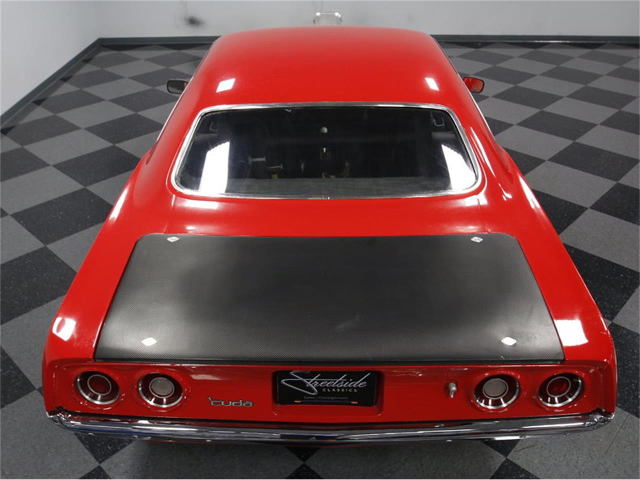 Large Picture of Classic 1973 Plymouth Cuda Offered by Streetside Classics - Charlotte - MZGY