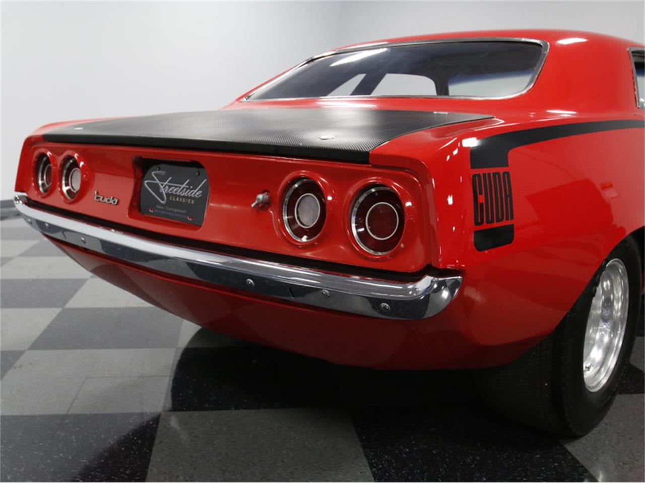 Large Picture of '73 Cuda located in Concord North Carolina Offered by Streetside Classics - Charlotte - MZGY