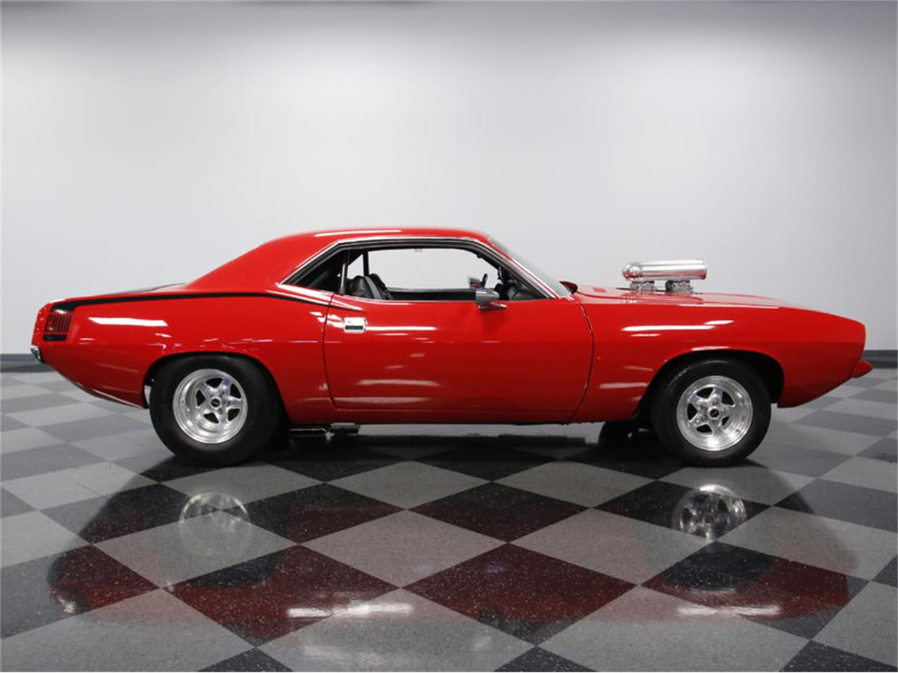Large Picture of 1973 Plymouth Cuda Offered by Streetside Classics - Charlotte - MZGY