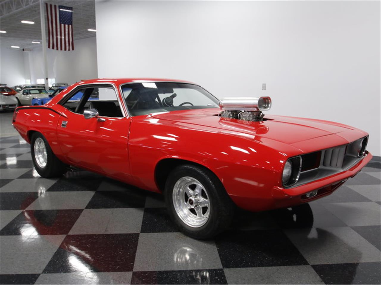Large Picture of 1973 Cuda located in North Carolina - MZGY