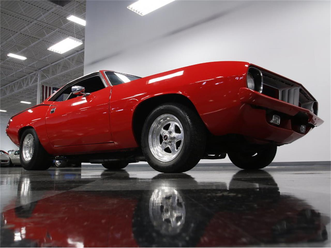 Large Picture of Classic '73 Cuda Offered by Streetside Classics - Charlotte - MZGY