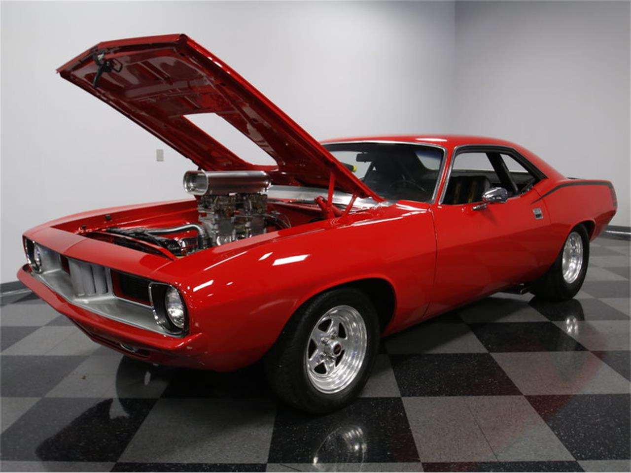 Large Picture of Classic '73 Plymouth Cuda - MZGY