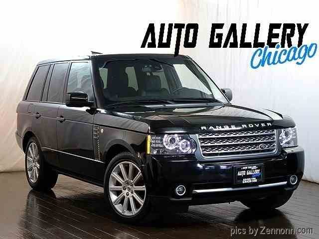 Picture of '11 Range Rover - MZH3