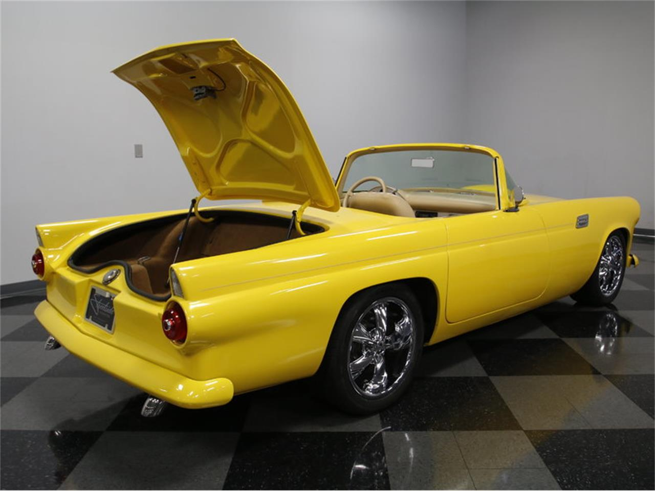 Large Picture of '55 Thunderbird - MZH4