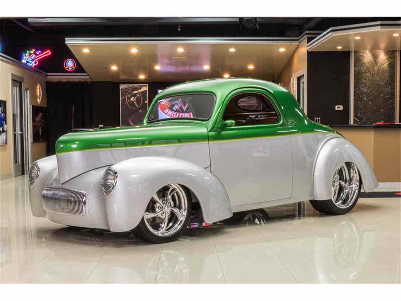 1941 Willys Coupe Street Rod for Sale | ClassicCars.com | CC-1072410