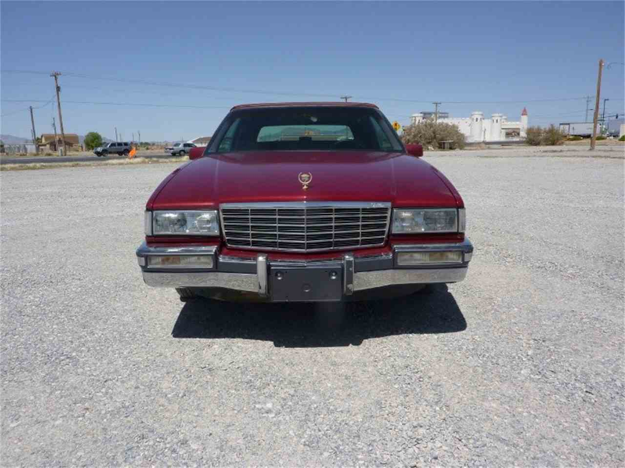 Large Picture of '91 DeVille - MZH7