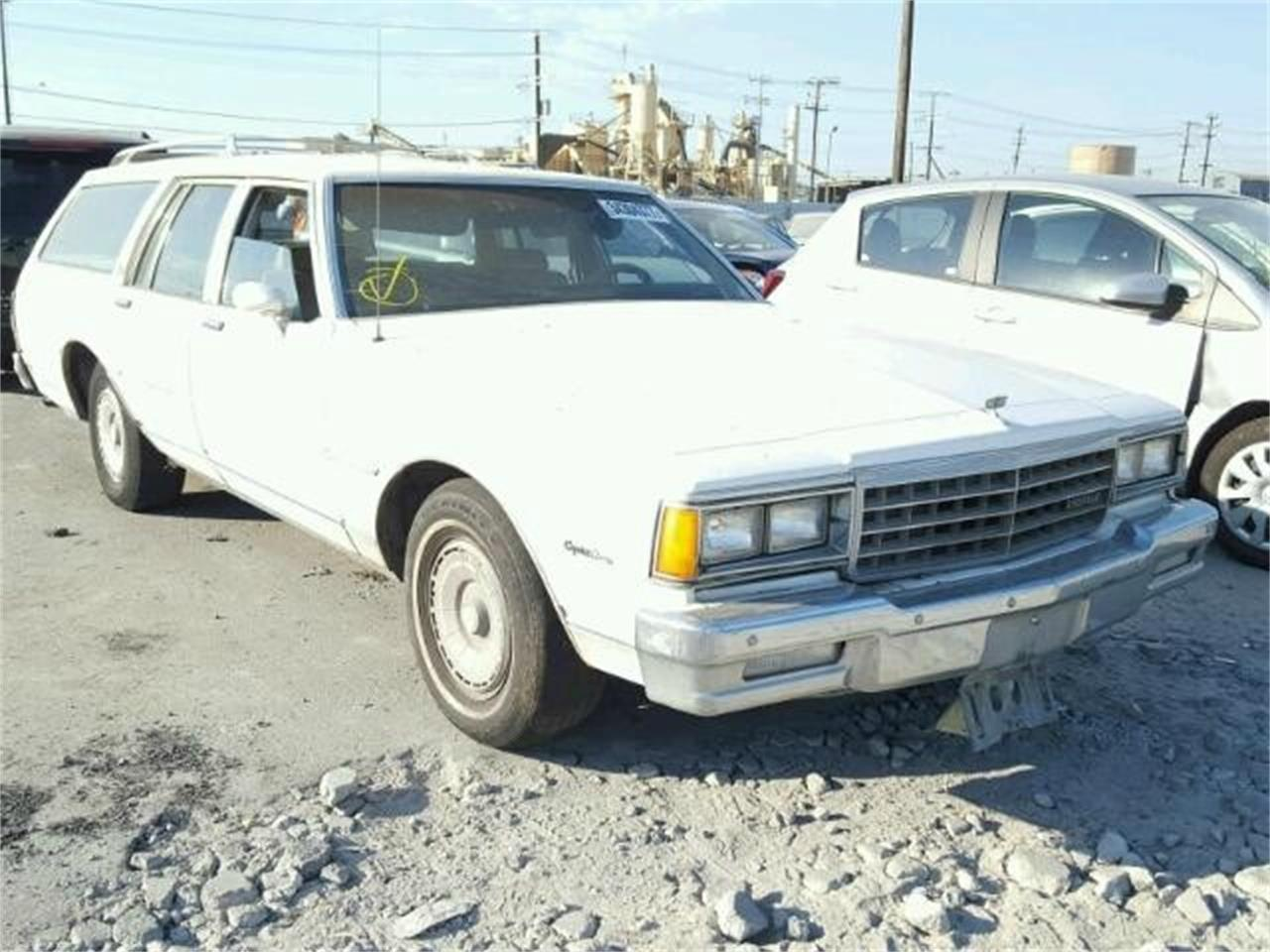 Large Picture of 1985 Caprice Offered by WDC Global Exports - MZH8