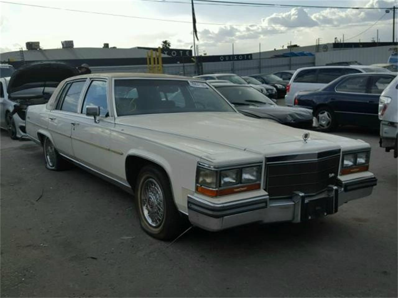 Large Picture of 1986 Fleetwood Brougham located in California - $4,999.00 - MZH9