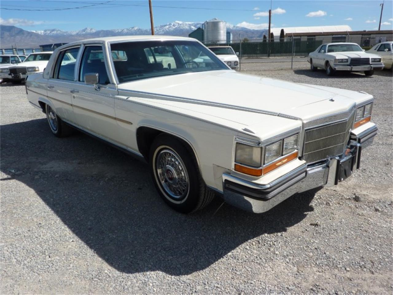 Large Picture of '86 Fleetwood Brougham - MZH9
