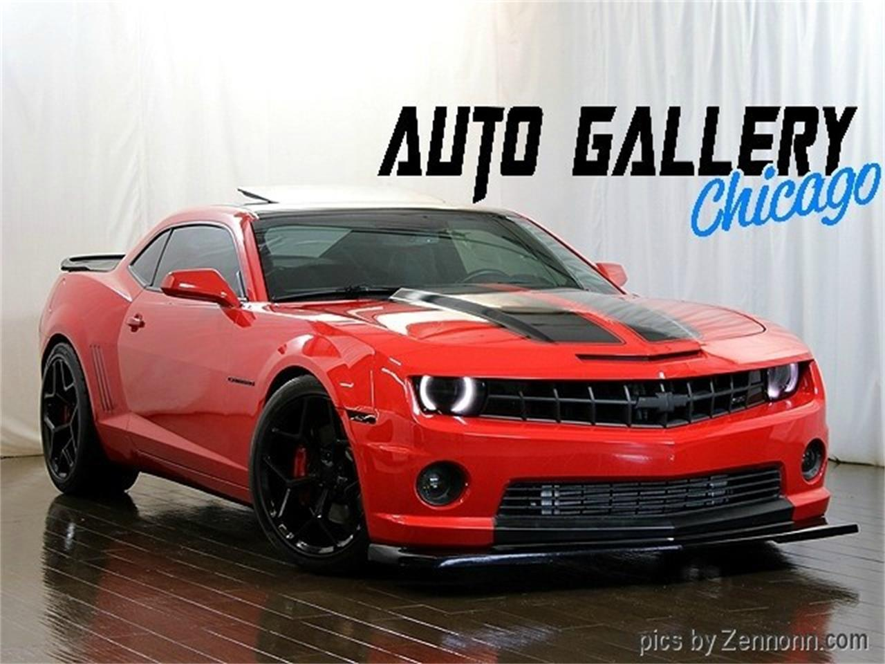 Large Picture of '12 Camaro - MZHA