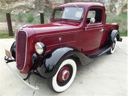 Picture of '37 1/2 Ton Pickup located in Laguna Beach California - $31,000.00 Offered by Laguna Classic Cars - MZHB