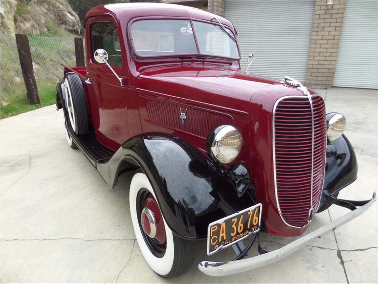 Large Picture of Classic '37 1/2 Ton Pickup - $31,000.00 - MZHB