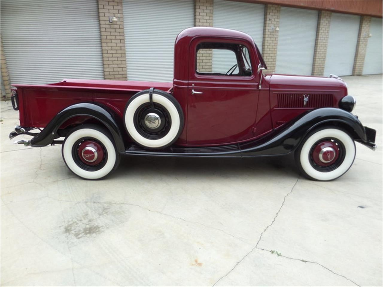 Large Picture of 1937 1/2 Ton Pickup located in California - $31,000.00 - MZHB