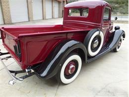 Picture of Classic '37 1/2 Ton Pickup located in Laguna Beach California Offered by Laguna Classic Cars - MZHB