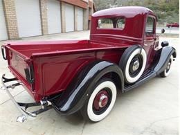 Picture of Classic '37 1/2 Ton Pickup located in Laguna Beach California - MZHB