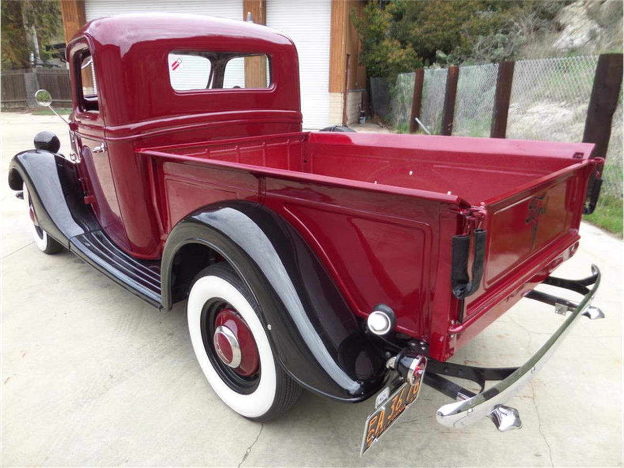 Large Picture of 1937 Ford 1/2 Ton Pickup located in California - $31,000.00 - MZHB