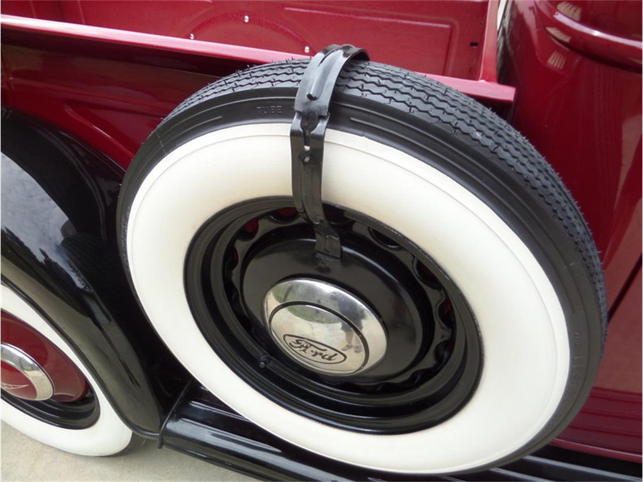 Large Picture of '37 1/2 Ton Pickup located in Laguna Beach California Offered by Laguna Classic Cars - MZHB