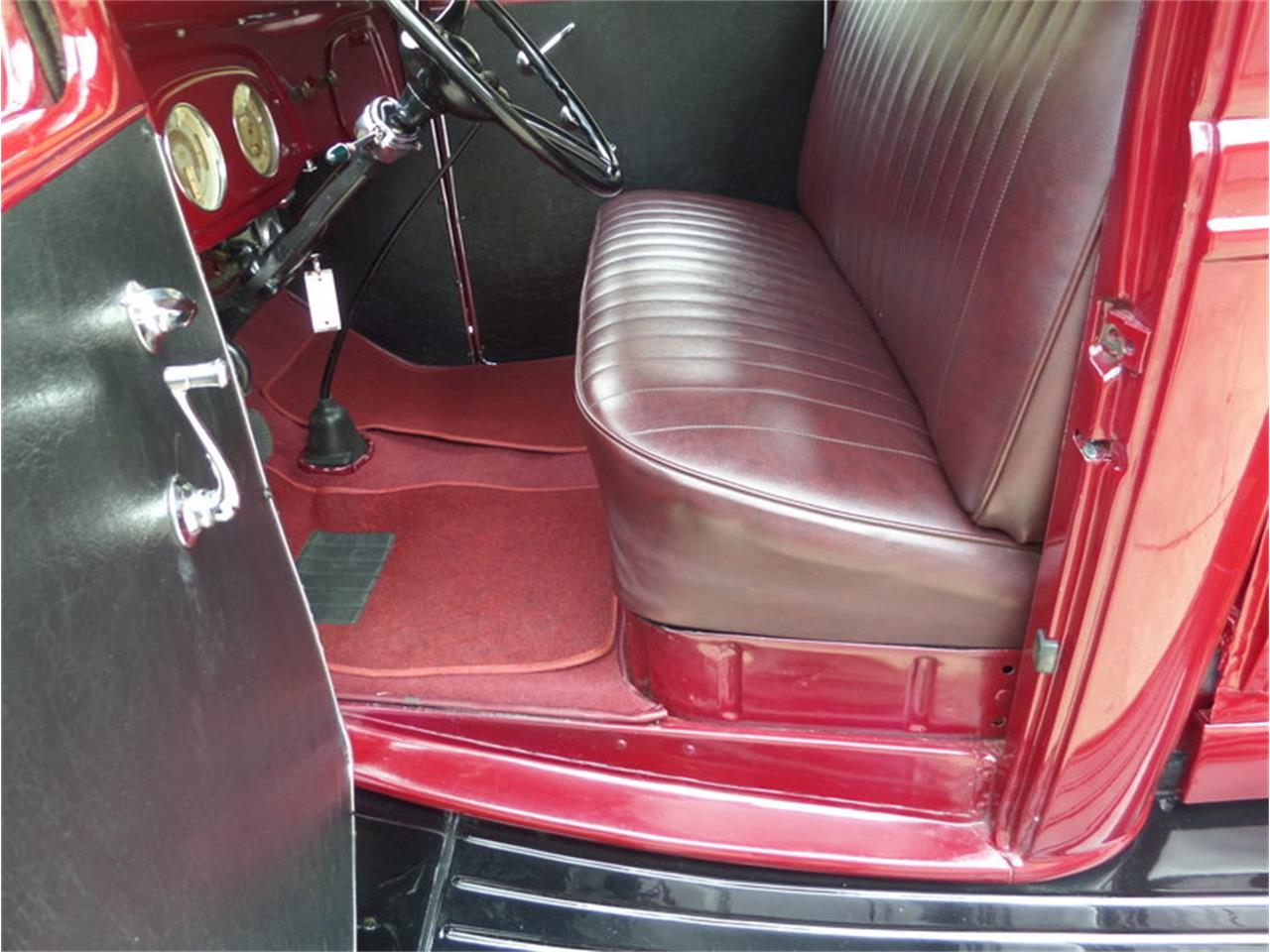 Large Picture of 1937 Ford 1/2 Ton Pickup Offered by Laguna Classic Cars - MZHB